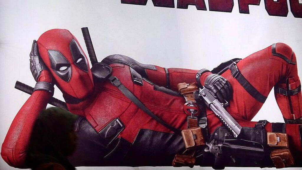 Kocaknya Poster Terbaru Deadpool 2