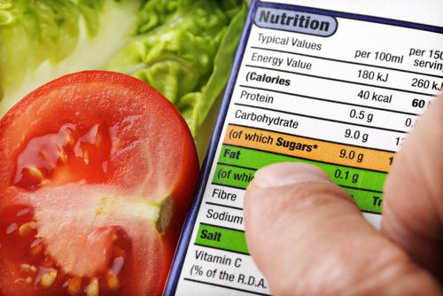 Konsumen Dianjurkan Pilih Makanan yang Mencantumkan Informasi Nilai Gizi
