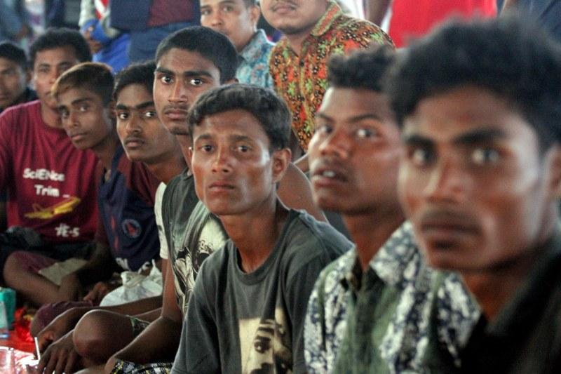 Dilema Indonesia Hadapi Gelombang Pengungsi Asing