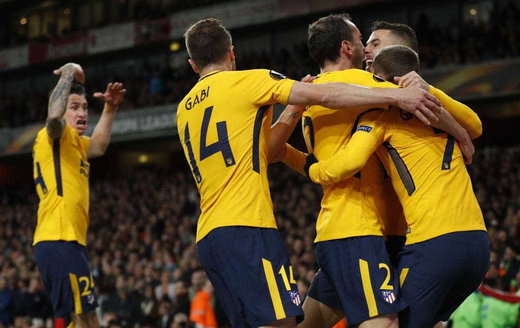 Kumpulan Fakta Usai Arsenal Ditahan Imbang Atletico