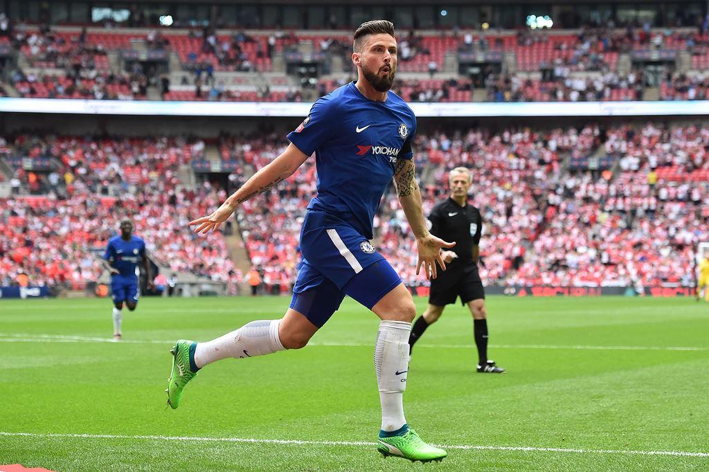 Giroud tak Sabar Hadapi Sanchez di Final Piala FA