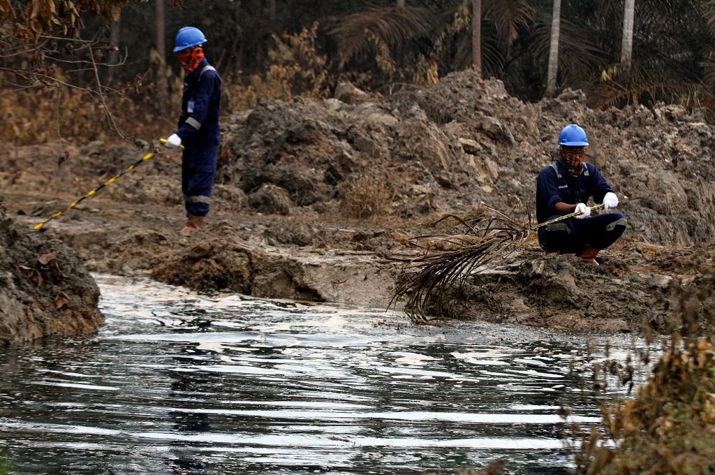 Korban Tewas Kebakaran Sumur Minyak Aceh Diralat