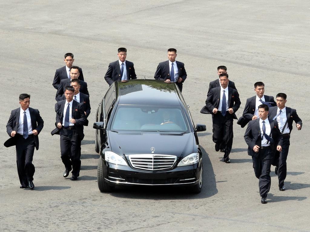 Seekor Semut tak Akan Lolos dari Pengawal Kim Jong-un