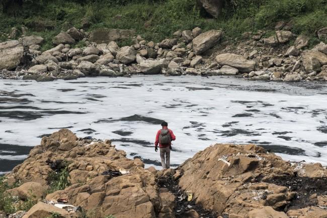 Air Sungai Citarum Mulai Berbahaya Sejak 1992