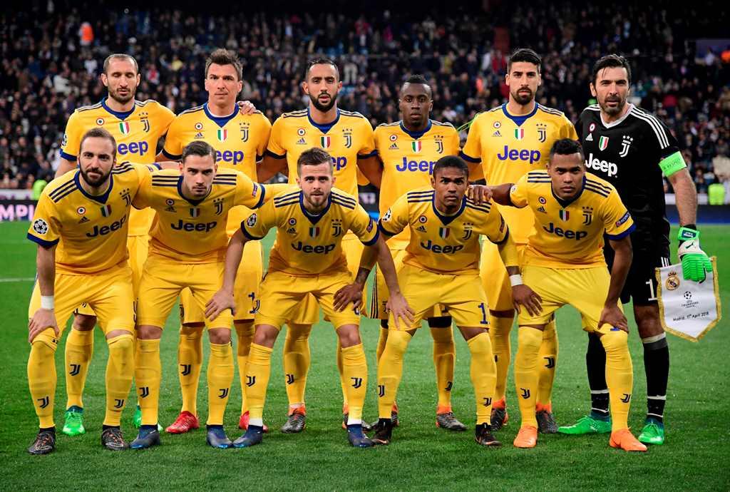 Dua Pemain Juventus Beri Kabar Buruk Jelang Hadapi Inter Milan