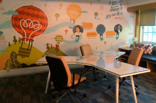 Co-working Space Terancam <i>Over Supply</i>?