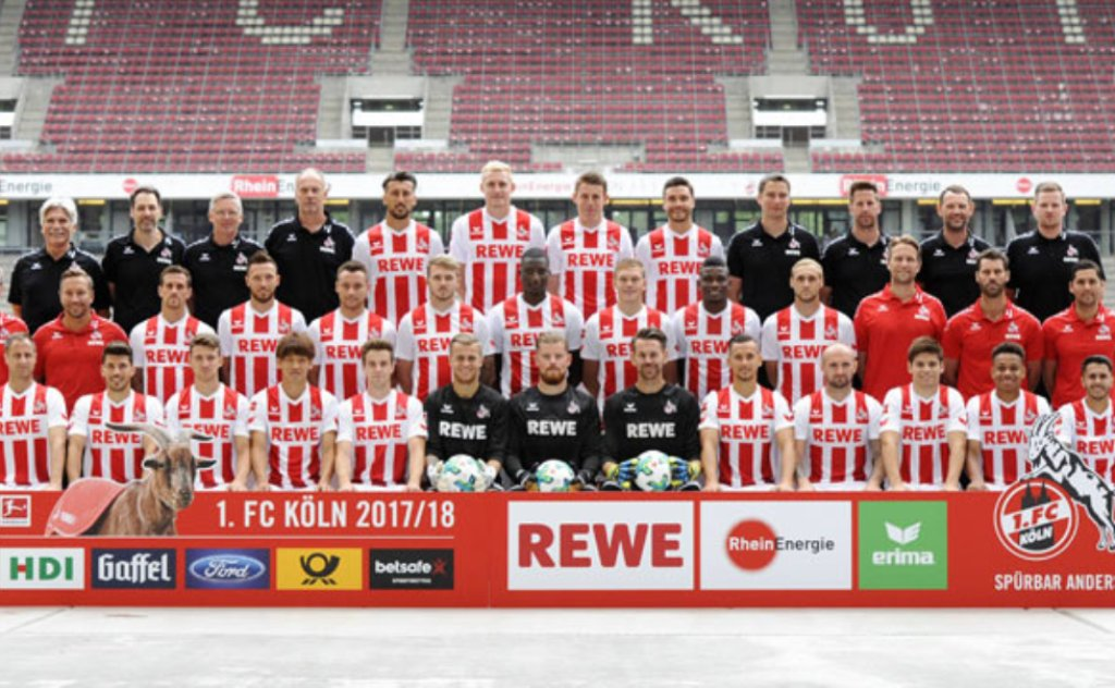 Koeln, Tim Pertama yang Turun Kasta dari Bundesliga Musim Ini