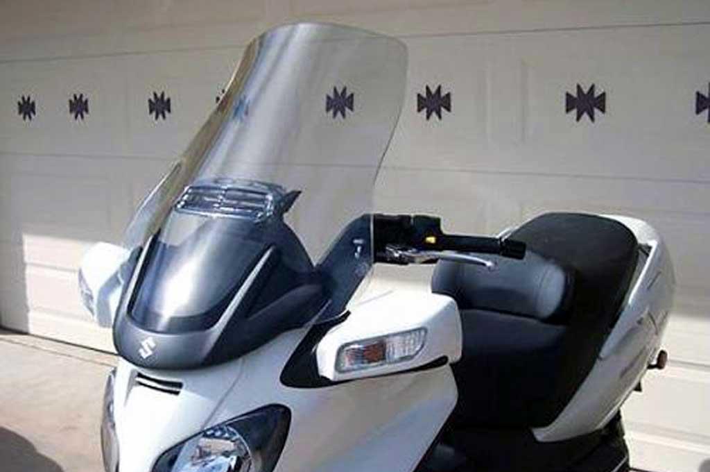 Ini Fungsi Windshield di Sepeda Motor