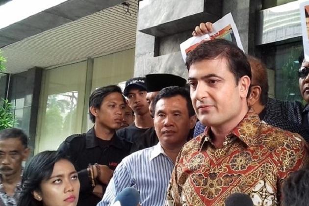 Maju Jadi Capres, Sam Aliano Yakin Dapat Dukungan Publik