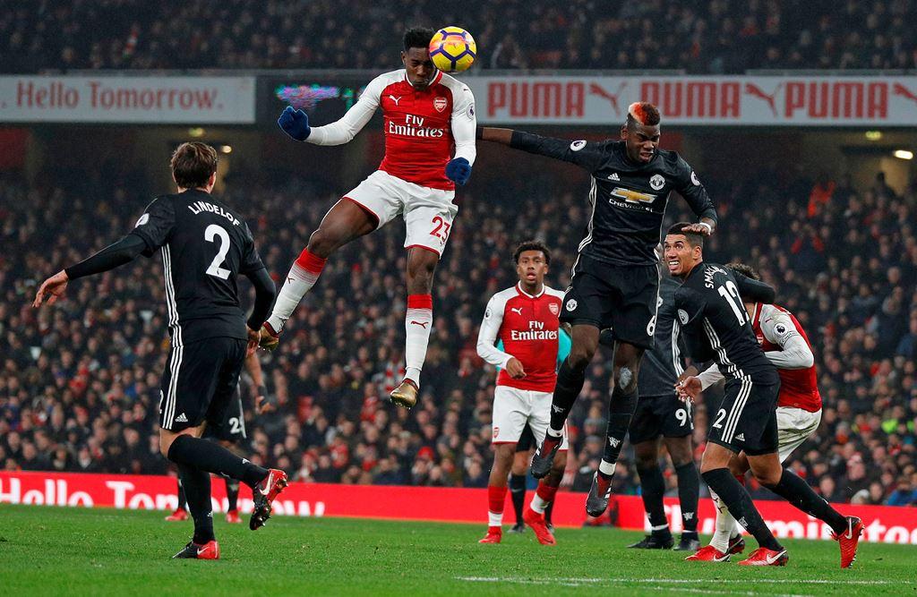 Jadwal Siaran Langsung Manchester United vs Arsenal Malam Ini
