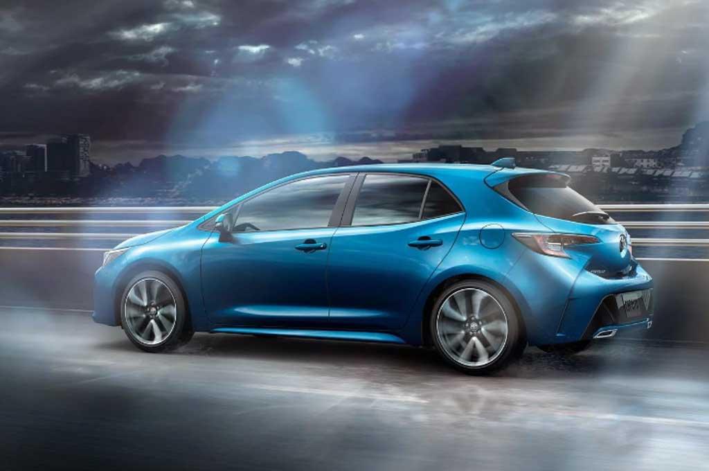 Toyota Siapkan Penantang Civic Turbo Hatchback
