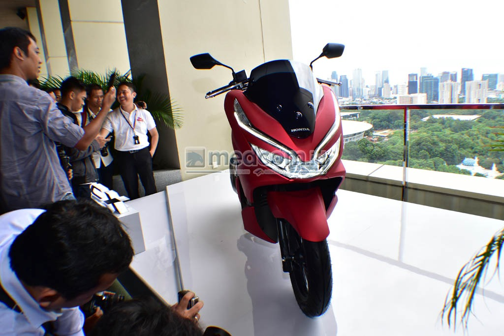 Rangka Honda PCX Baru Tak Presisi?