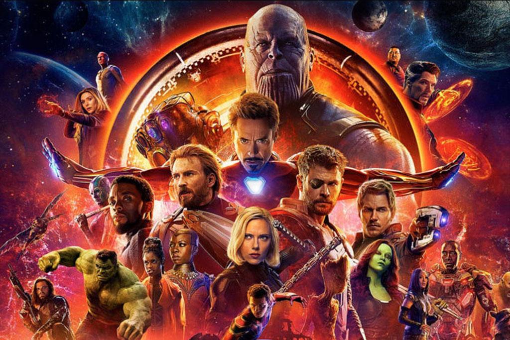 Akhir Pekan Pertama, Avengers Infinity War Raup Rp8,73 Triliun