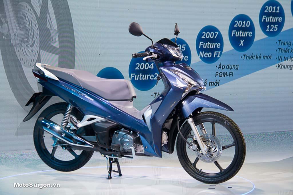 Honda Future Rilis di Vietnam, Supra X Terbarukah?