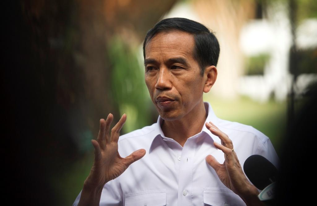Rupiah Melemah, Jokowi tak Bakal Intervensi BI Naikkan Bunga