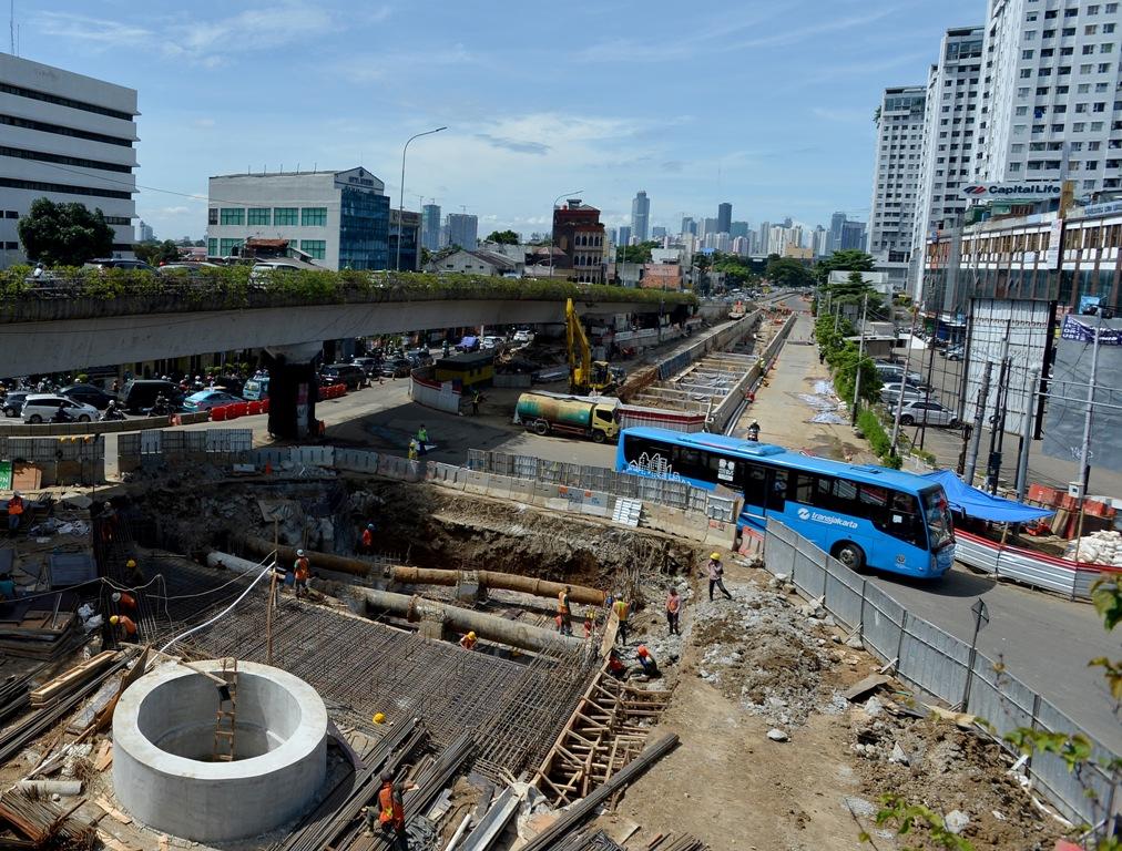 Di Tahun Terakhir, Jokowi-JK Butuh Rp300 Triliun untuk Bangun Infrastruktur