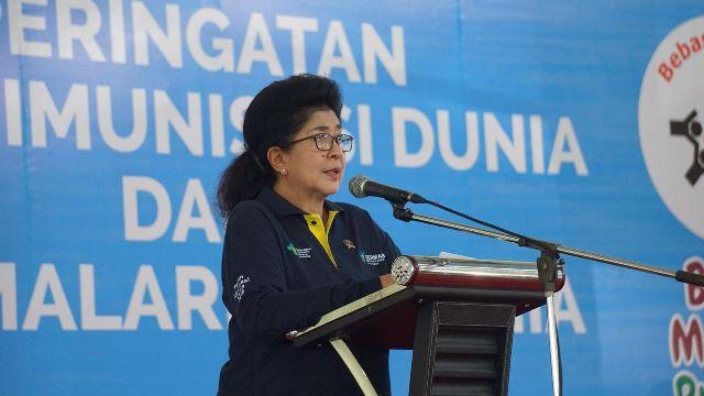 Lebih dari 2 Juta Kelambu Dibagikan di Kawasan Timur Indonesia