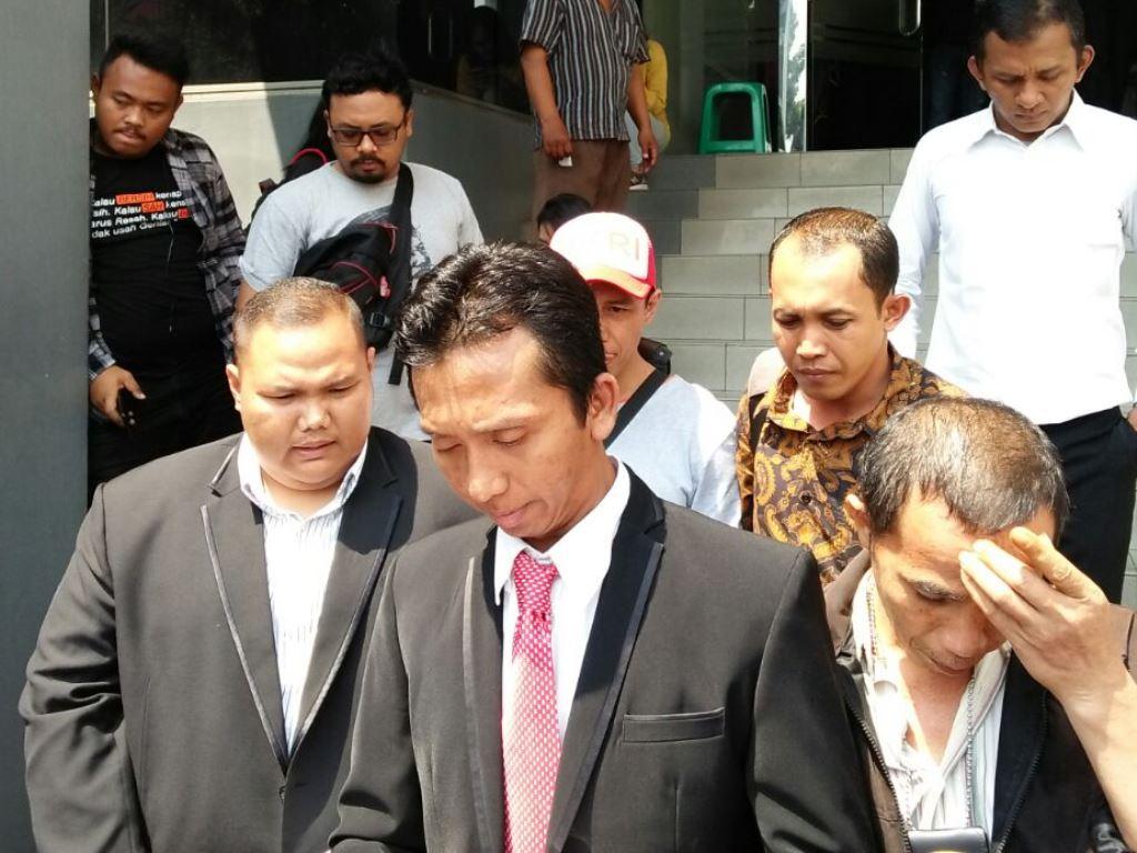 Massa #2019GantiPresiden di CFD Diduga Ditunggangi Aktor Politik