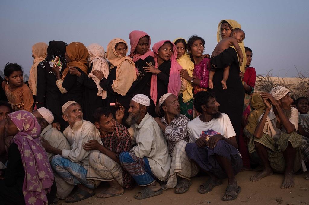 PBB akan Tekan Myanmar Terkait Keselamatan Rohingya