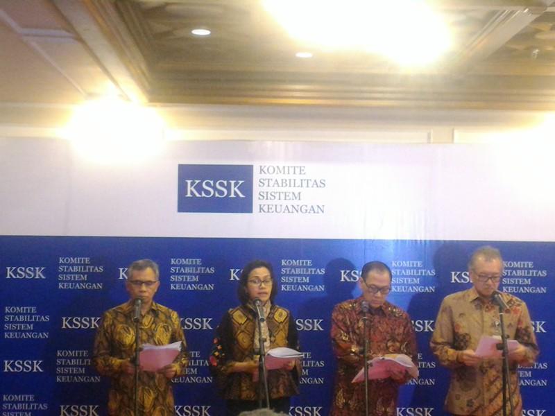 Stabilitas Sistem Keuangan Stabil dan Terkendali