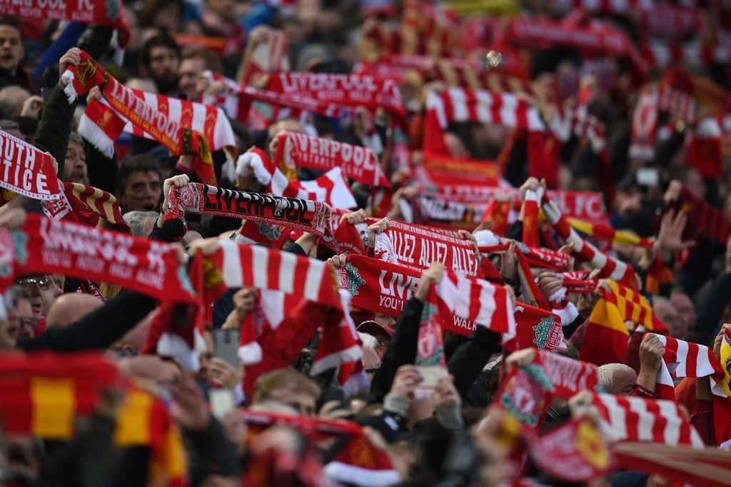 Fan Liverpool yang Tak Miliki Tiket Diimbau Tidak Datang ke Roma