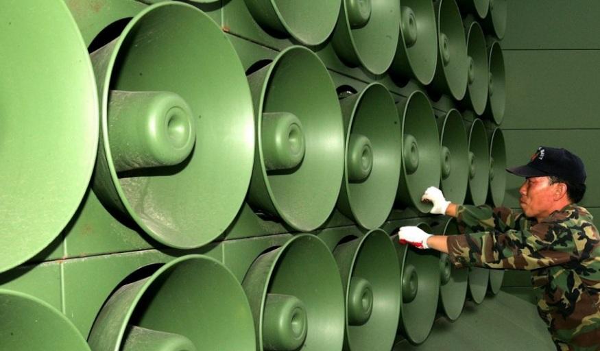 Korsel akan Copot Pengeras Suara Propaganda di DMZ