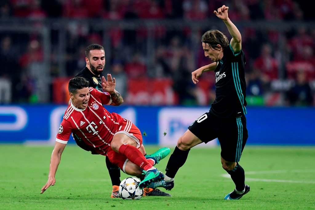 Jadwal Semifinal Liga Champions Leg Kedua Madrid vs Bayern