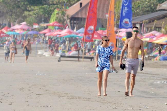 Kenaikan Kunjungan Turis India ke Bali Tumbuh 61%