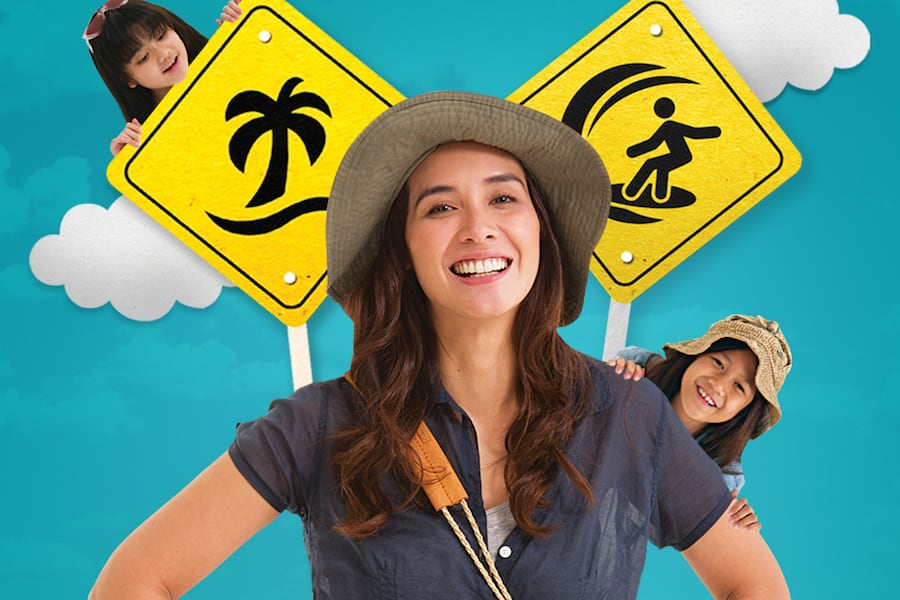 Intip Keseruan Teaser Perdana Film Kulari ke Pantai