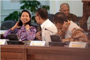 Presiden Diminta Evaluasi Menteri Rini