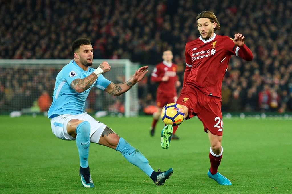 Liverpool Bawa Lallana yang Masih Cedera ke Roma