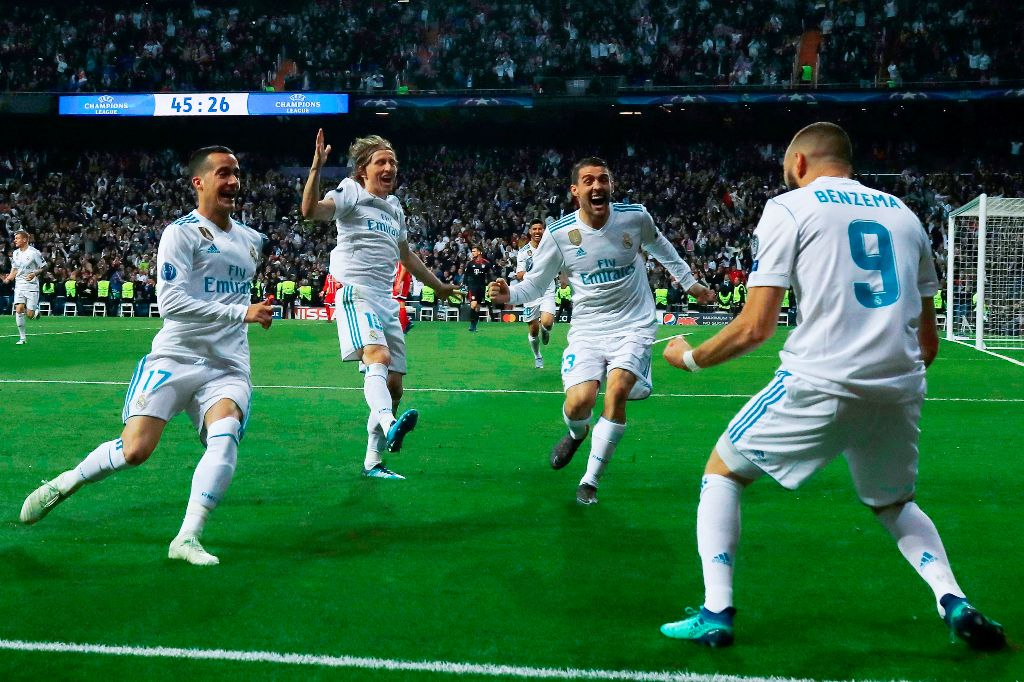 Tahan Imbang Muenchen, Real Madrid Lolos Final Liga Champions