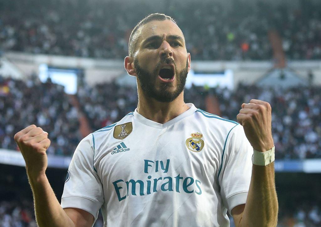 Pujian Zidane untuk Karim Benzema
