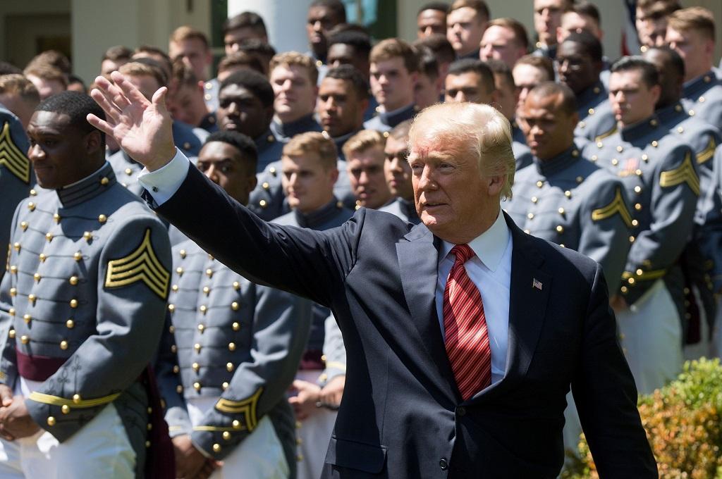 Trump Segera Umumkan Detail Rencana Pertemuan dengan Kim