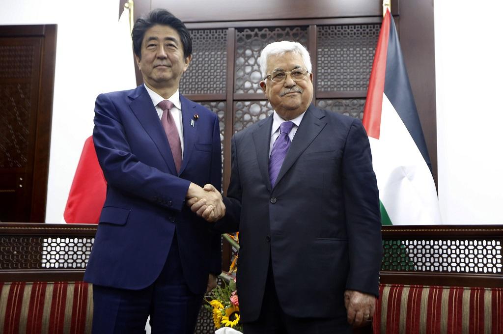 PM Jepang Berjanji Tidak Pindahkan Kedubes ke Yerusalem