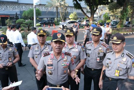 Polda Metro Bentuk Tim Gabungan Ungkap Insiden Sembako