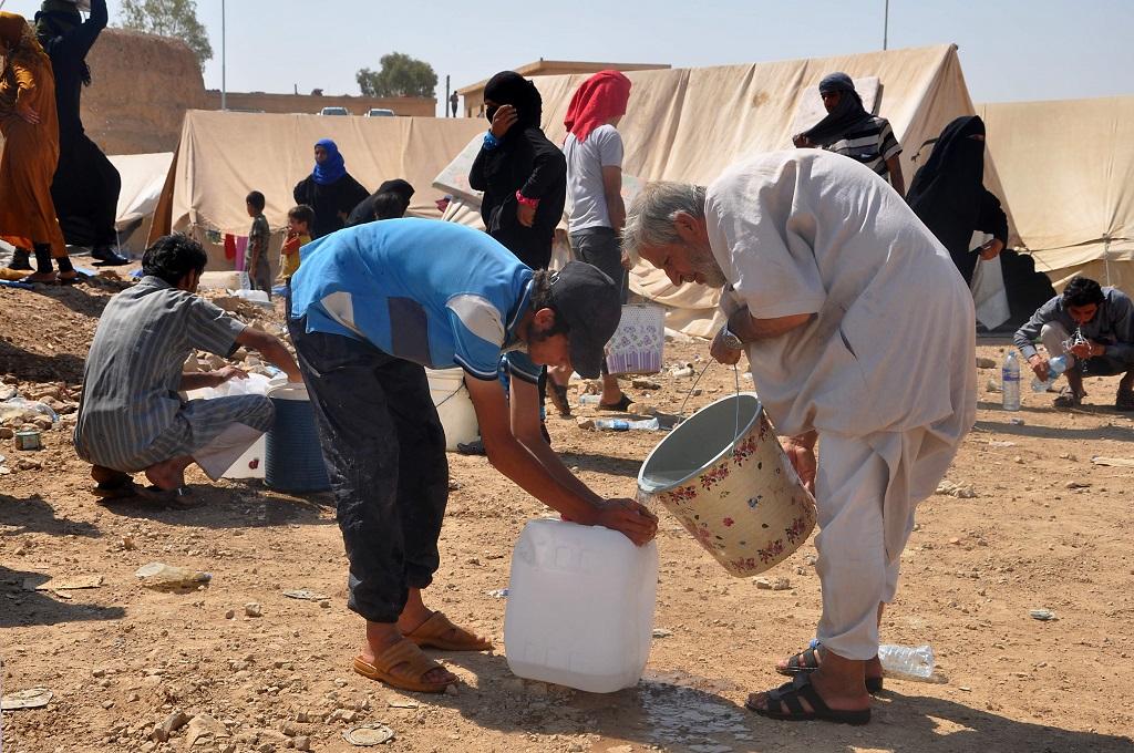 Serangan di Desa yang Dikuasai ISIS Tewaskan 23 Warga Suriah