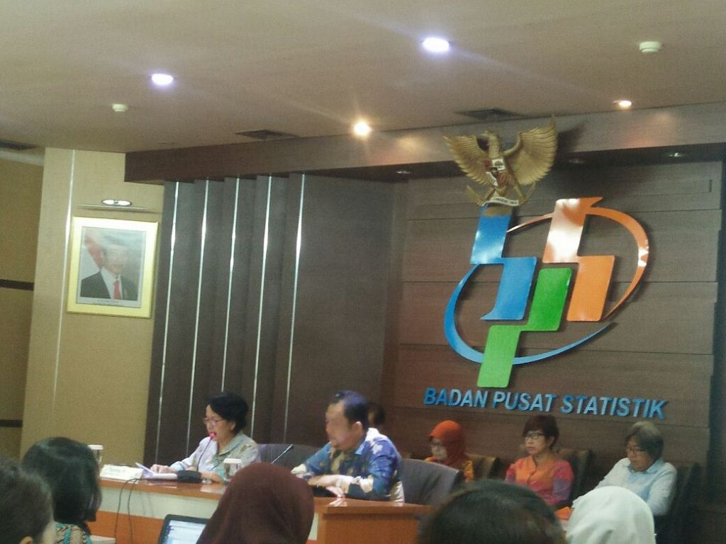 BPS: Inflasi April 0,1%