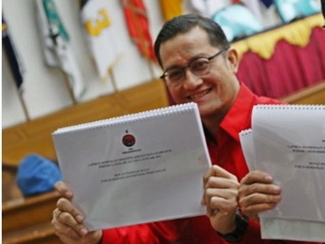 Presiden Jokowi Diminta Panggil Menteri Rini