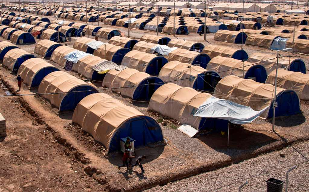 Bantuan untuk Pengungsi Suriah Diserahkan Langsung oleh Dompet Dhuafa