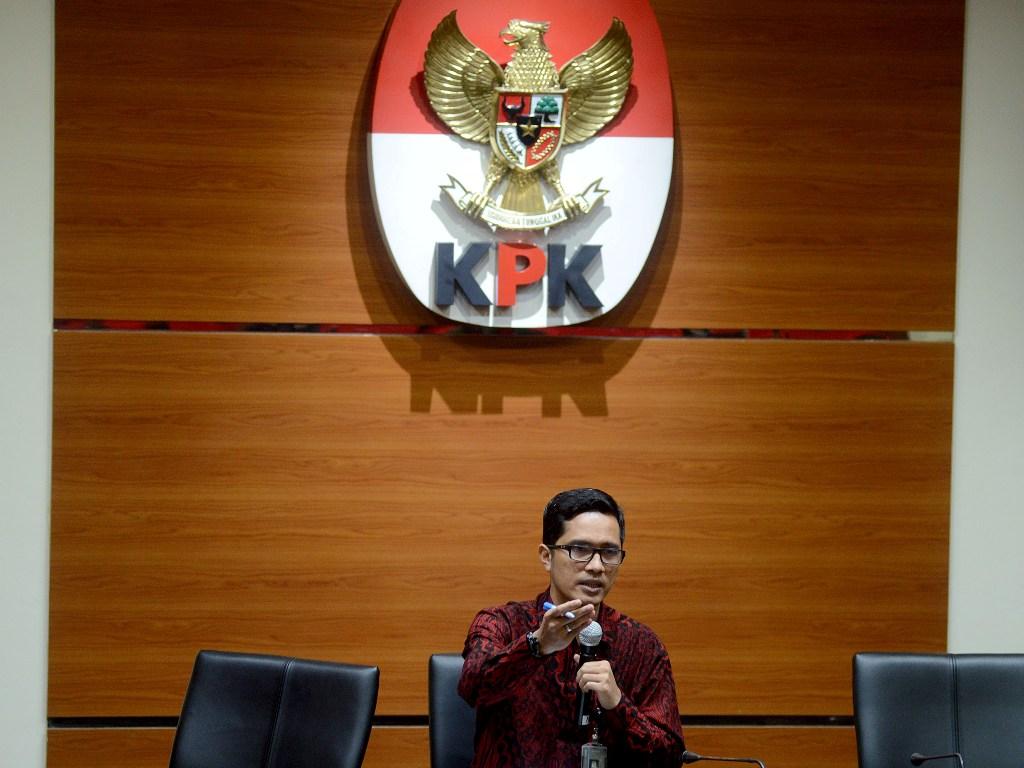 KPK Ingatkan Masyarakat tak Pilih Calon Terindikasi Korupsi