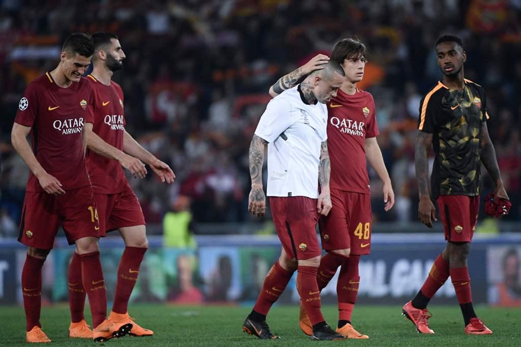 Tersingkir, Presiden Roma Beberkan Kesalahan Wasit