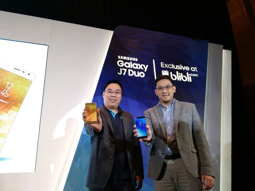 Samsung Luncurkan Galaxy J7 Duo, Harga Rp3,7 Juta