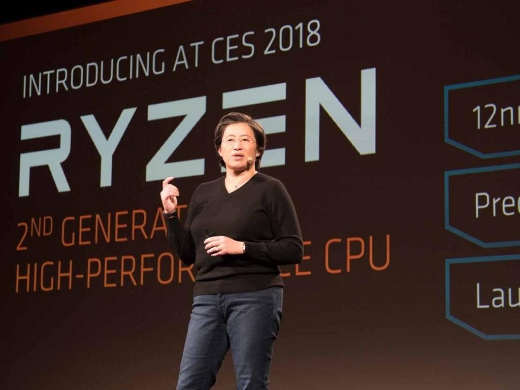 AMD Bisa Salip Intel di Prosesor 7nm Tahun Depan