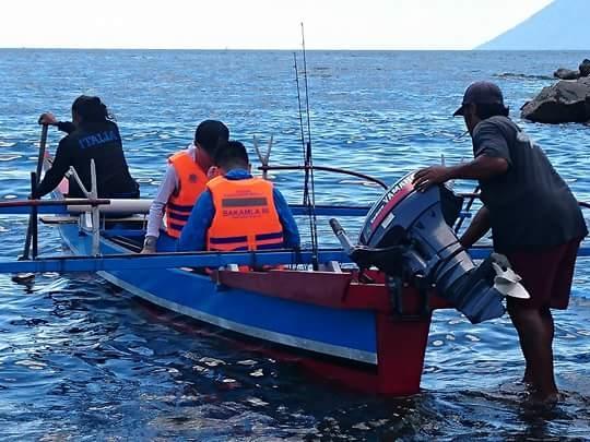 Wisata Tangkap Ikan di Kota Manado