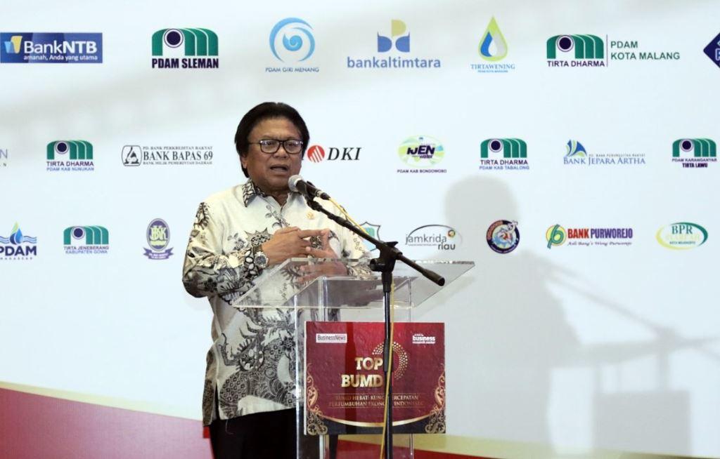 BUMD Diminta Aktif Memajukan Perekonomian Daerah