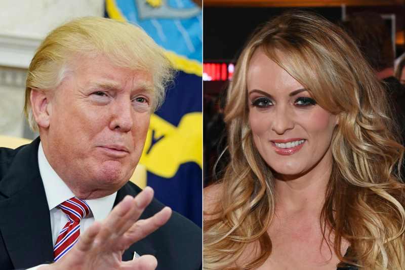 Trump Suap Bintang Porno Lewat Pengacaranya