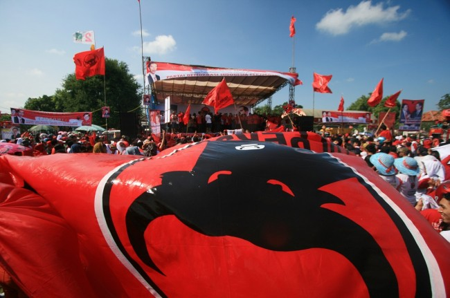 PDIP Paling Diuntungkan di Koalisi Pemerintahan