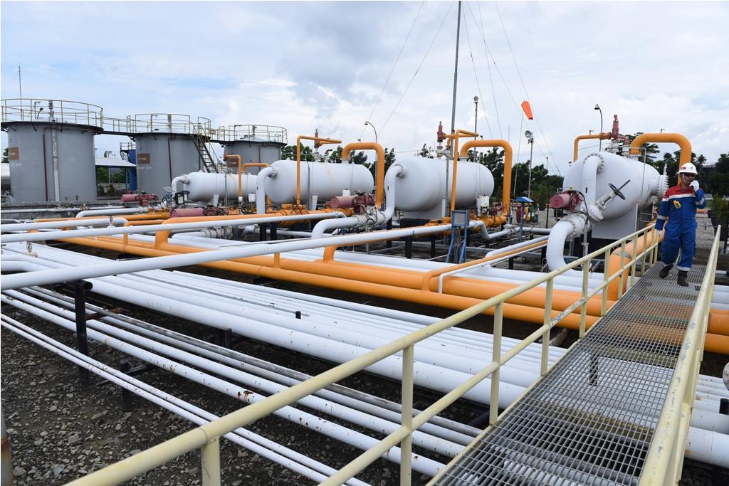 Petrogas Teken Dua Perjanjian Jual Beli Gas