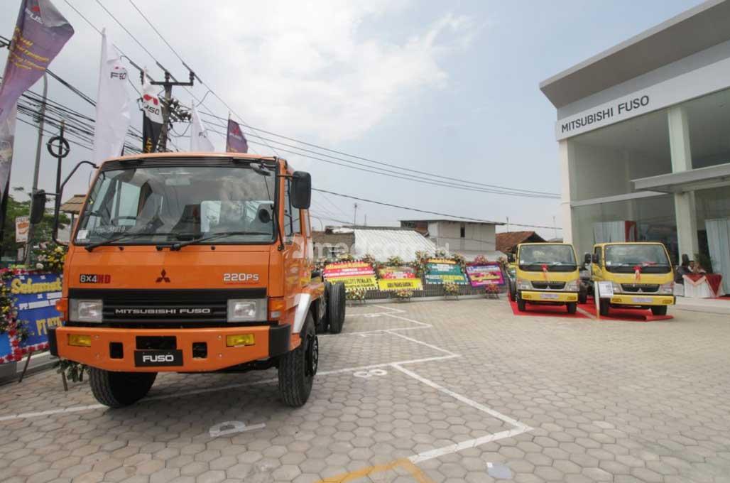 Fuso Target Kuasai 50 Persen Pasar Mobil Komersil